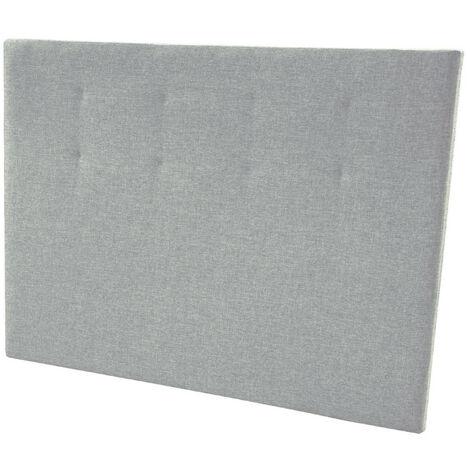 Tête lit Avantage 160 tissu souris