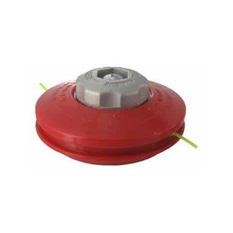 Tête pro 2 fils nylon TECOMEC - adaptateur M7 X 1,00 MG à déroulement manuel