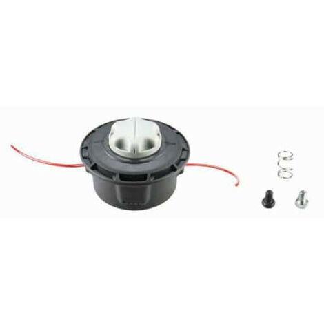 Tête reel-easy RYOBI 2.4mm pour coupe-bordures et débroussailleuses thermiques RAC115
