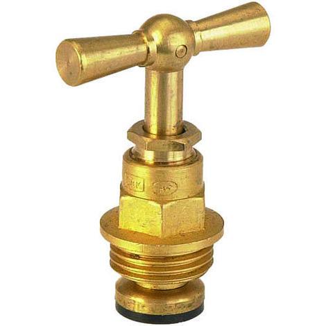 Tête robinet arrêt eau à potence