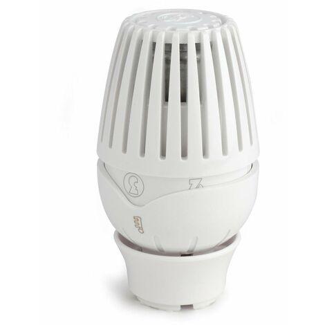 Tête thermostatique à faible inertie Giacomini R460X001   blanc