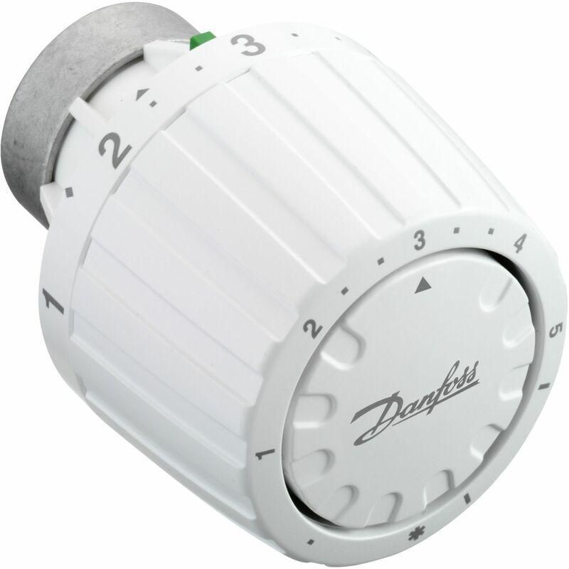bulbe /à distance /Ø 34 mm T/ête thermostatique de radiateur RA//V Danfoss