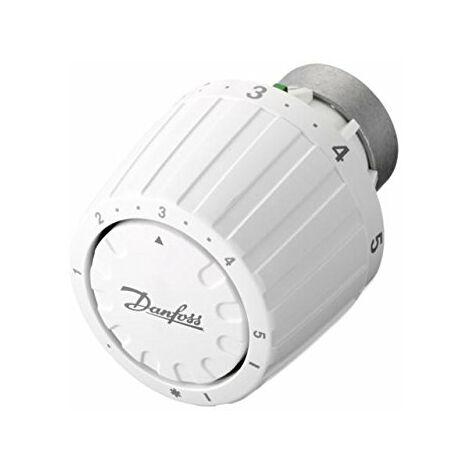 Tête thermostatique de remplacement (bulbe incorporé) - Danfoss