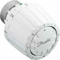 Tête thermostatique de remplacement (bulbe incorporé) Danfoss