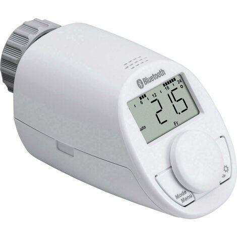 Tête thermostatique sans fil eqiva CC-RT-BLE-EQ 141771E0 électronique 1 pc(s)