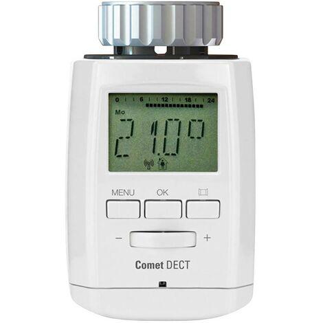 Tête thermostatique sans fil Eurotronic COMET DECT