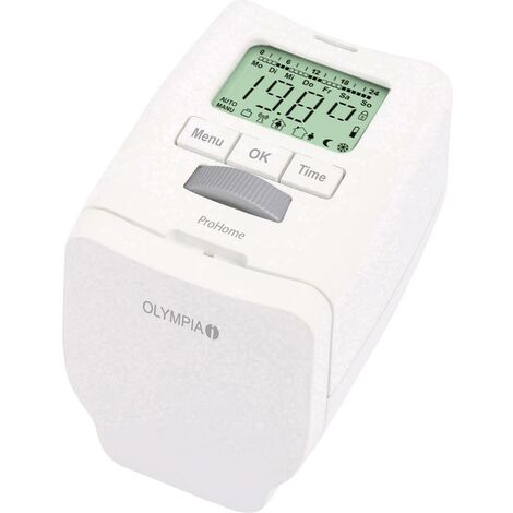 Tête thermostatique sans fil Olympia SMART 6112 1 pc(s)