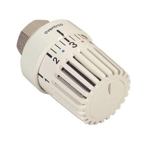 Tête thermostatique Uni LH blanc M30x1,5 - OVENTROP : 1011465