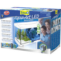 Tetra AquaArt LED Aquarium Set 60 Liter weiß