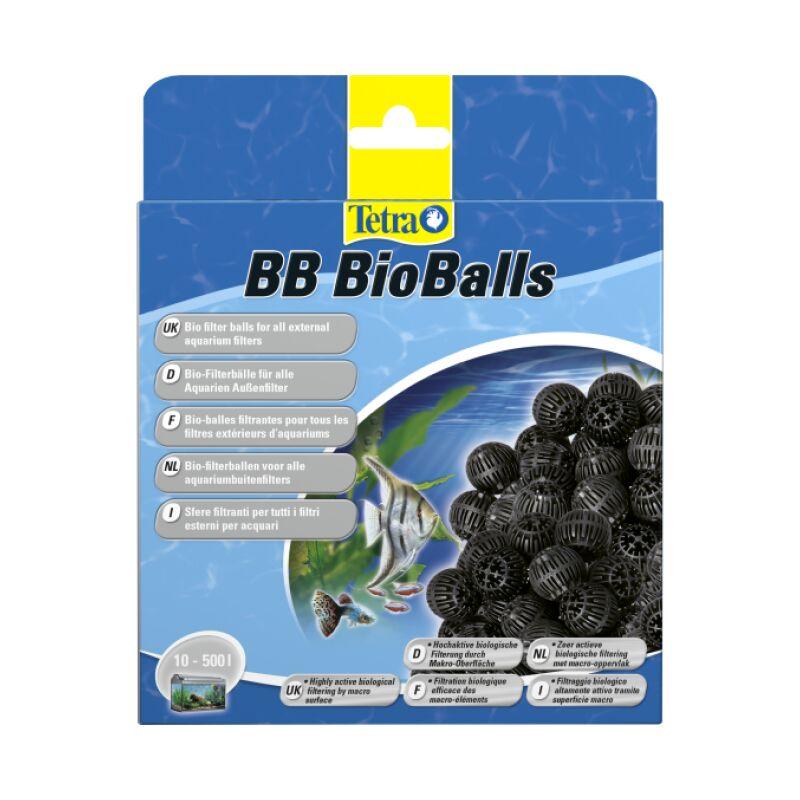 Bioballes tec BB pour filtre EX 400/600/700/1200 - Tetra