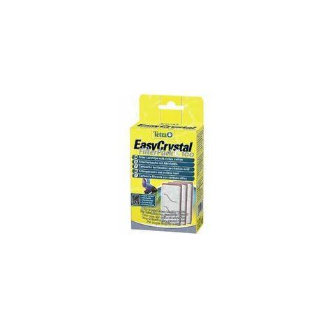 """main image of """"TETRA EasyCrystal FilterPack C100 - Cartouches de Filtration pour Aquarium Cascade Globe - 3 Cartouches"""""""