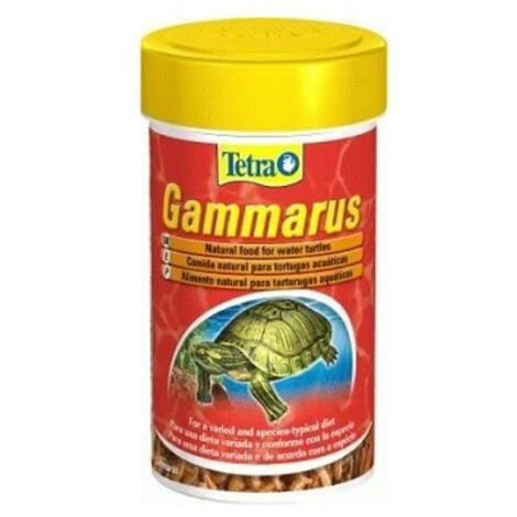 "main image of ""TETRA GAMMARUS Comida Natural para Tortugas Acuáticas - 250 ml"""