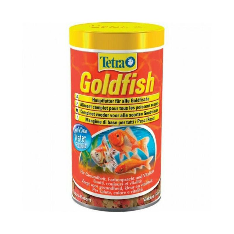 Alimentation Animin Goldfish pour poissons Contenance 1 litre - Tetra