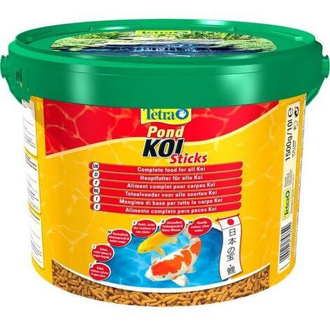 Tetra Koi Sticks Bucket 10L 1500g x 1 (509087)
