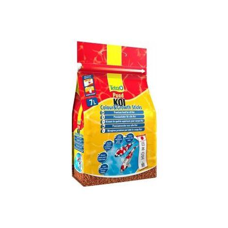 Tetra Koi Sticks Colour and Growth 7L [SNG] 2200g x 1 (50909)