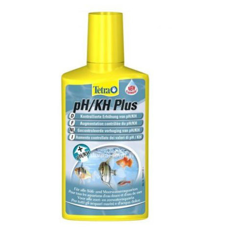 TETRA PH/KH PLUS 250ml aumento de los valores de PH/KH