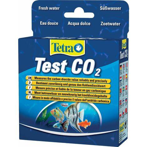 Tetra test co2 (gaz carbonique