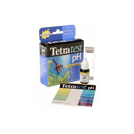 Tetra Test Kit Ph Freshwater [SNG] 10ml x 1 (5598)