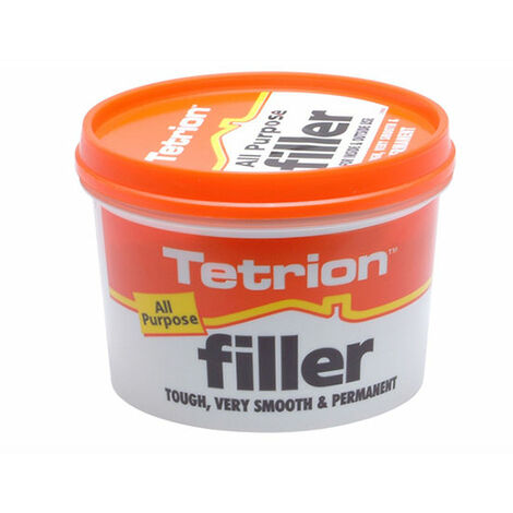 Tetrion Fillers All Purpose Ready Mix Fillers - 1kg Tub