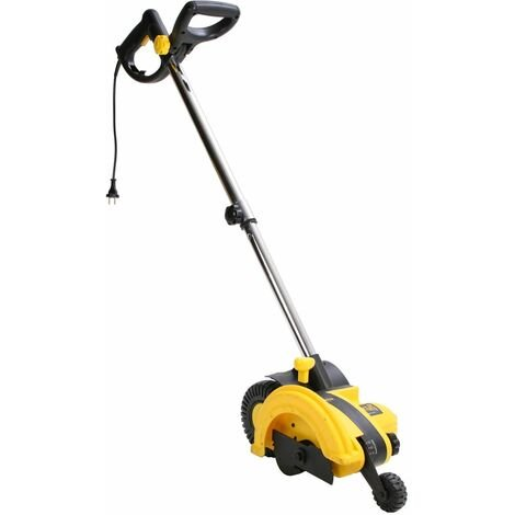 Texas EC1400 electric lawn edger with weed brush