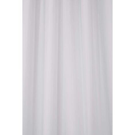 Textile Hook 'N' Hang Shower Curtain