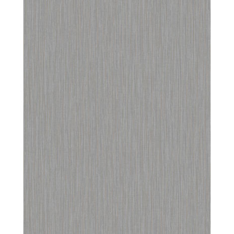Textured wallpaper wall Profhome VD219135-DI hot embossed non-woven wallpaper embossed unicoloured shimmering silver beige grey 5.33 m2 (57 ft2)