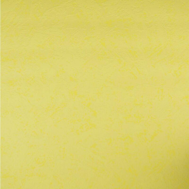 Image of Textured Yellow Blown Vinyl Wallpaper Paste the Paper