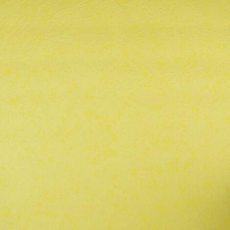 Textured Yellow Blown Vinyl Wallpaper Paste the Paper