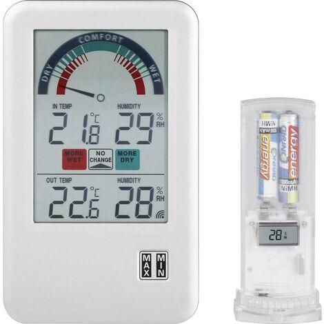 TFA Dostmann 30.3045.IT Funk-Thermo-/Hygrometer X45828