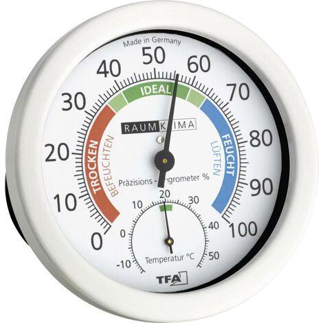TFA Dostmann 45.2028 Thermo-/Hygrometer Weiß X45573