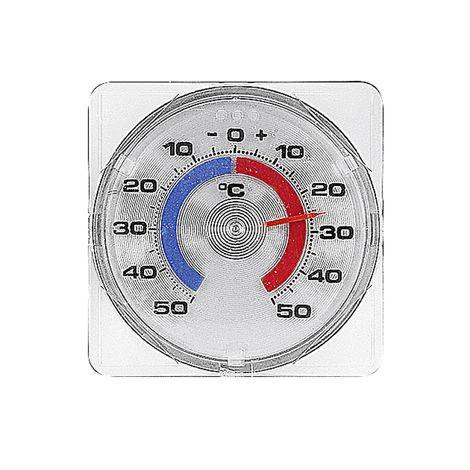 TFA-DOSTMANN Fenster Thermometer klebend 14.6001