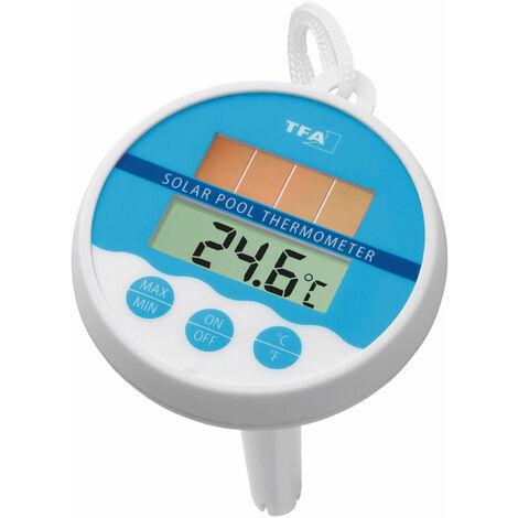 Tfa Solar Pool Thermometer