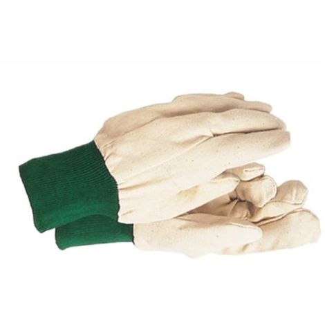 TGL401 Mens Canvas Gloves
