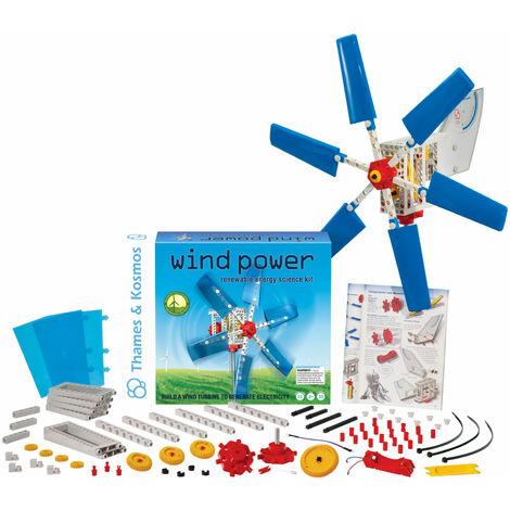Thames&Kosmos Wind Power Renewable Energy Science Kit