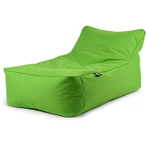 The B-Bed Beanbag Lounger - Lime