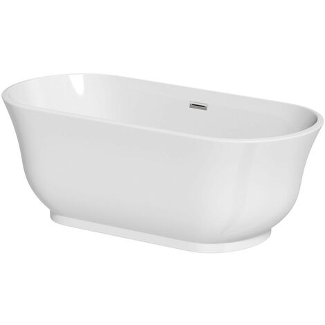 The Bath Co. Camberley traditional freestanding bath 1700 x 780