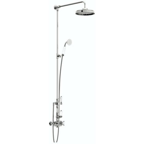 The Bath Co. Winchester riser shower system