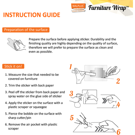 The Creative Kit: Mur v?g?talis? Greenwall and blackboard Self-Adhesive Decal Furniture Wrap