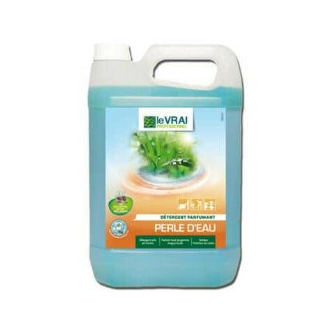 The detergent True Professional Water Pearl 5L