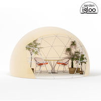 The Garden Igloo and Summer Canopy