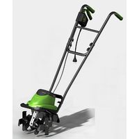 The Handy 800W Electric Garden Tiller