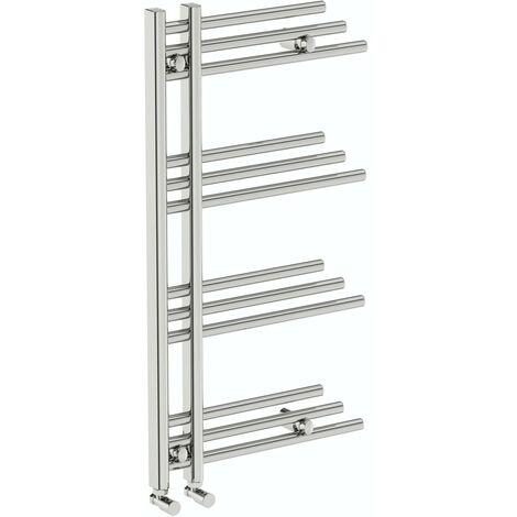 The Heating Co. Campinas heated towel rail 950 x 500