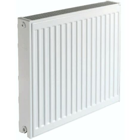 The Heating Co. Type 22 White double convector radiator 600 x 1000