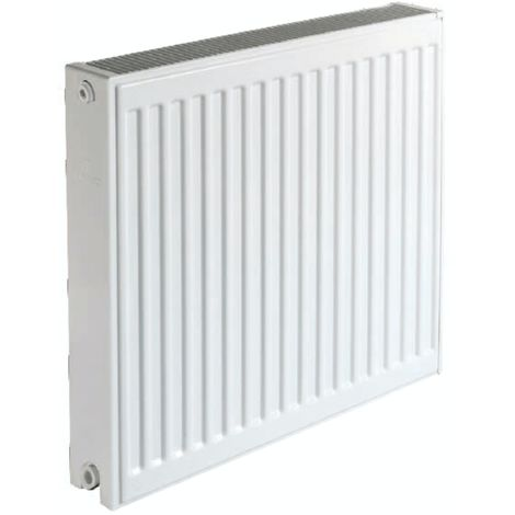 The Heating Co. Type 22 White double convector radiator 600 x 600