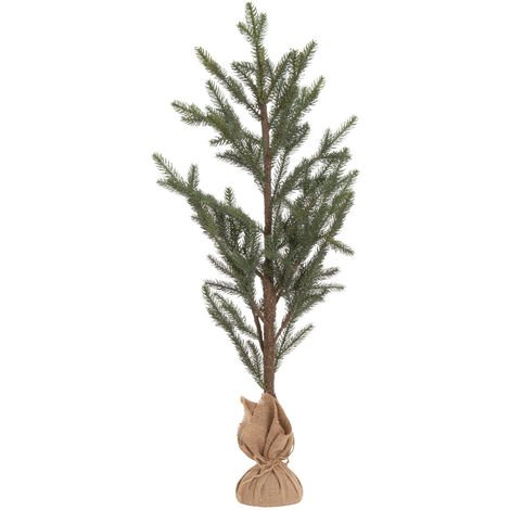 The Noel Collection Pine Artificial Tree (One Size) (Green/Brown)