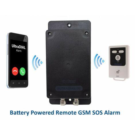'The UltraDIAL' Battery Covert GSM Alarm