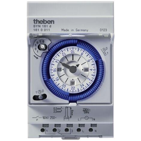 THEBEN - SYN 161 D - 1610011 - HORLOGE PROGRAMMABLE