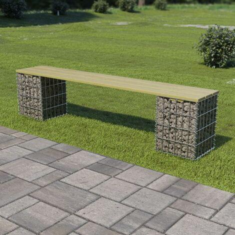 Theodis Steel Bench by Dakota Fields - Green