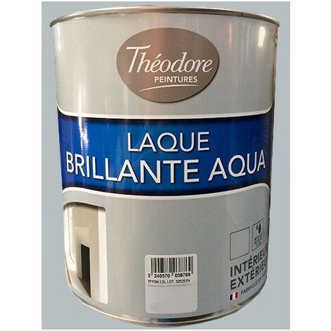 Théodore Laque Brillante Aqua Gravier - 2,5 L