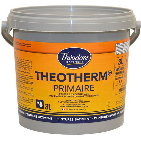 """main image of """"Theotherm Primaire : peinture primaire murs et façades avant Theotherm intérieur ou extérieur"""""""